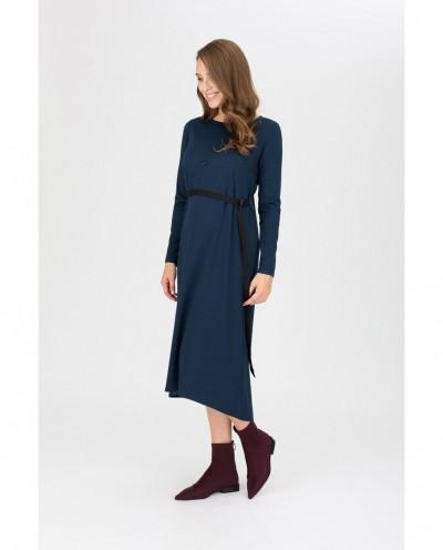 "Платье ""Атлантида"" темно-синее"
